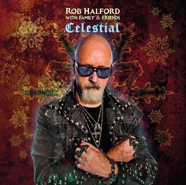 ROB HALFORD WITH FAMILY & FRIENDS / ロブ・ハルフォード・ウィズ・ファミリー・アンド・フレンズ / CELESTIAL / メタル・クリスマス