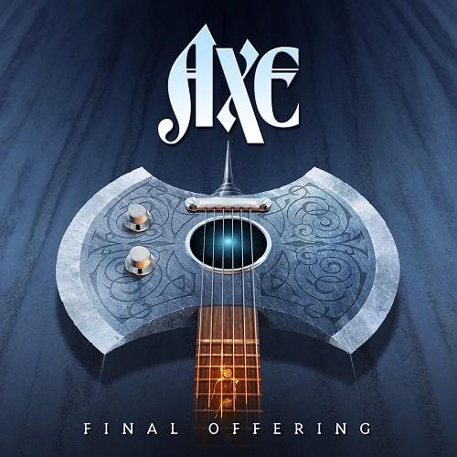 AXE / アックス / FINAL OFFERING / ファイナル・オファリング