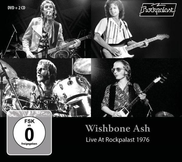 WISHBONE ASH / ウィッシュボーン・アッシュ / LIVE AT ROCKPALAST 1976<DIGI/2CD+DVD>