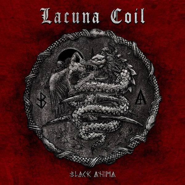 LACUNA COIL / ラクーナ・コイル / BLACK ANIMA