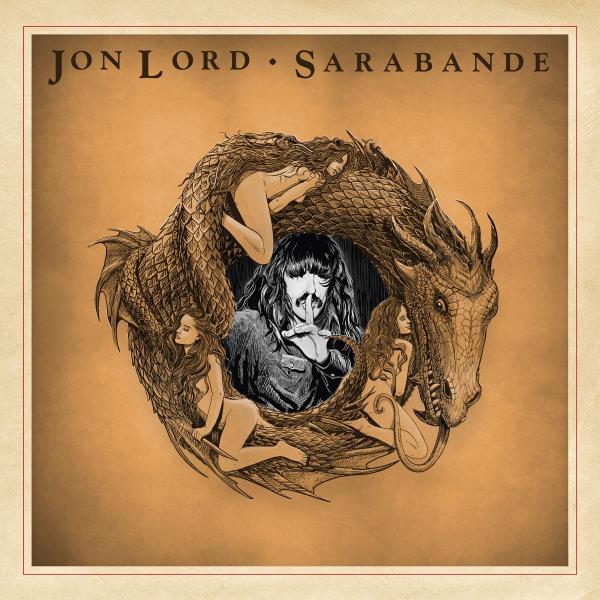 JON LORD / ジョン・ロード / SARABANDE<PAPERSLEEVE>