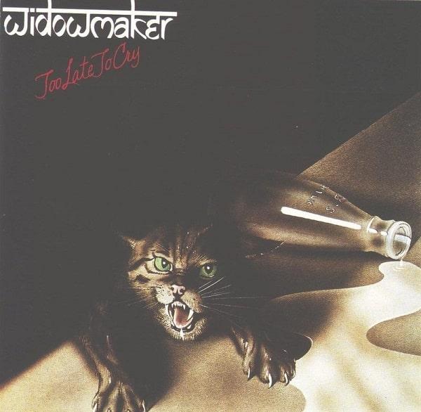 WIDOWMAKER / ウィドウメイカー(70's) / TOO LATE TO CRY / 呪いの使者<紙ジャケット/SHM-CD>
