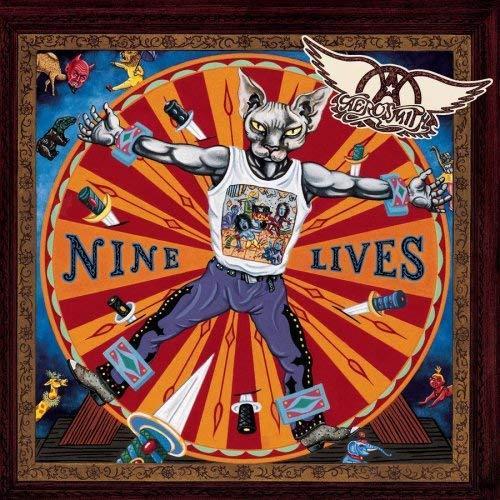 AEROSMITH / エアロスミス / NINE LIVES (VINYL)