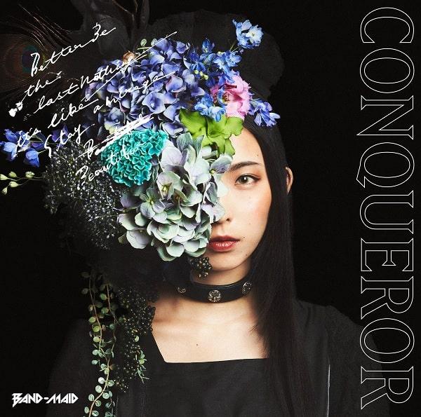 BAND-MAID / バンド・メイド / CONQUEROR / カンカラー<初回生産限定盤B / CD+DVD>