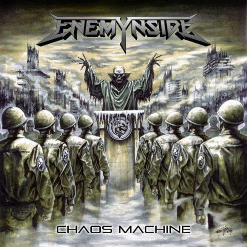 ENEMYNSIDE / CHAOS MACHINE