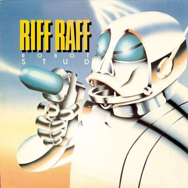 RIFF RAFF / ROBOT STUD