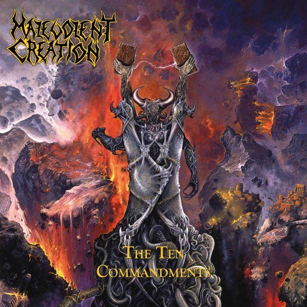MALEVOLENT CREATION / マルヴォレント・クリエーション / THE TEN COMMANDMENTS<2CD/SLIPCASE>