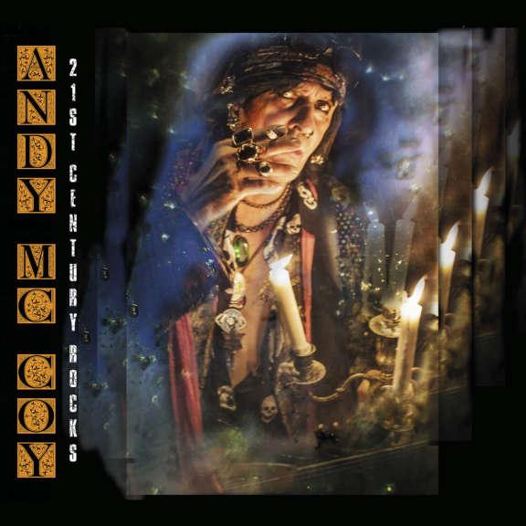ANDY MCCOY / アンディ・マッコイ / 21ST CENTURY ROCKS<DIGI>