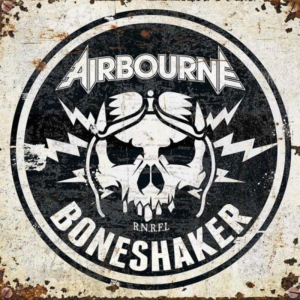 AIRBOURNE / エアボーン / BONESHAKER