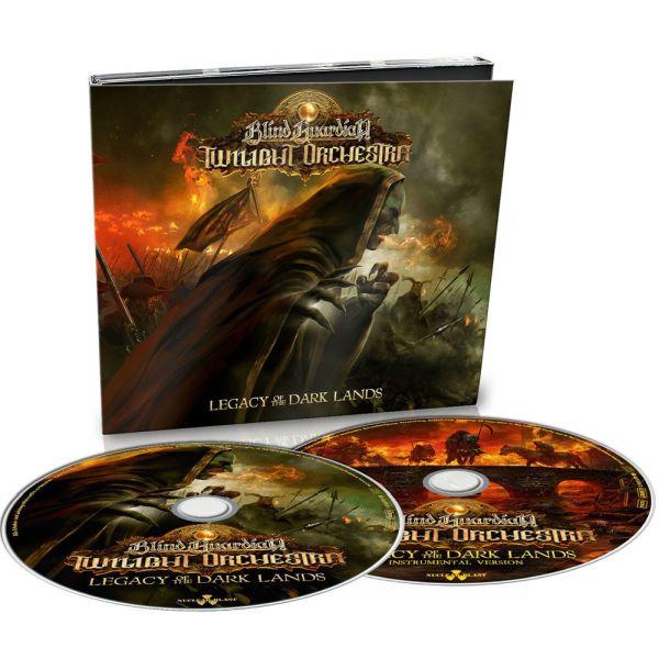 BLIND GUARDIAN TWILIGHT ORCHESTRA / ブラインド・ガーディアン・トワイライト・オーケストラ / LEGACY OF THE DARK LANDS<2CD/DIGI>