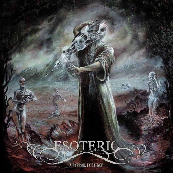 ESOTERIC / A PYRRHIC EXISTENCE<2CD/DIGIBOOK>