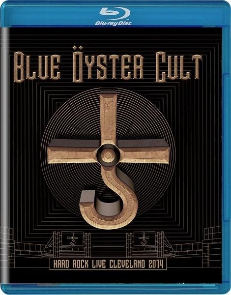 BLUE OYSTER CULT / ブルー・オイスター・カルト / HARD ROCK LIVE CLEVELAND 2014<BLU-RAY>