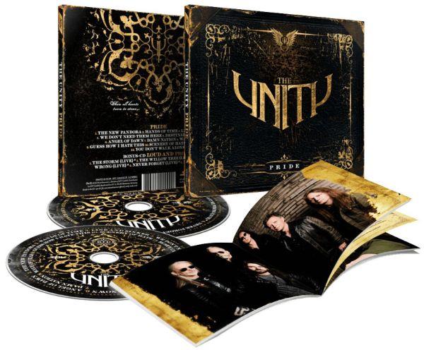 THE UNITY(METAL) / ジ・ユニティー / PRIDE<DIGI>