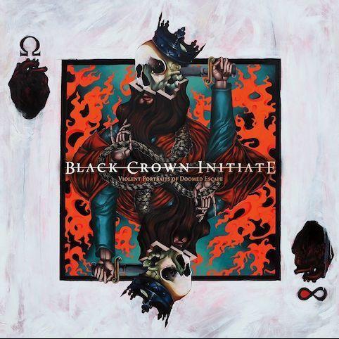 BLACK CROWN INITIATE / VIOLENT PORTRAITS OF DOOMED ESCAPE
