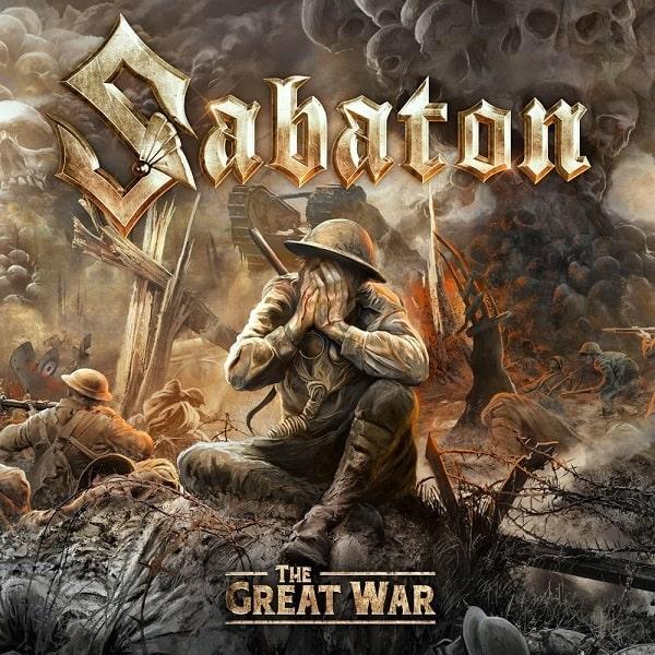 SABATON / サバトン / THE GREAT WAR / ザ・グレイト・ウォー<初回限定盤CD+ヒストリー・エディションCD>