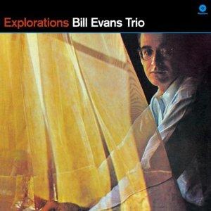 BILL EVANS / ビル・エヴァンス / Explorations + 1 Bonus Track(LP/180G)