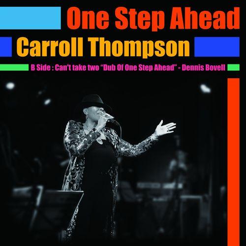 CARROLL THOMPSON / キャロル・トンプソン / ONE STEP AHEAD / ワン・ステップ・アヘッド