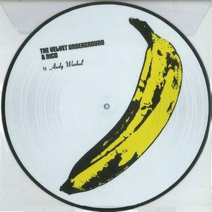 VELVET UNDERGROUND & NICO (PICTURE DISC LP)/VELVET UNDERGROUND ...