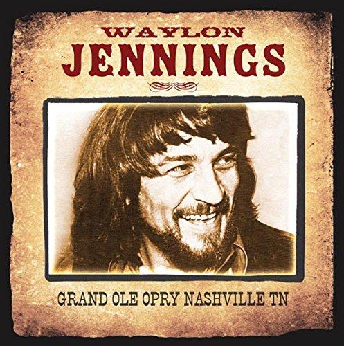 GRAND OLE OPRY NASHVILLE TN/WAYLON JENNINGS/ウェイロン ...