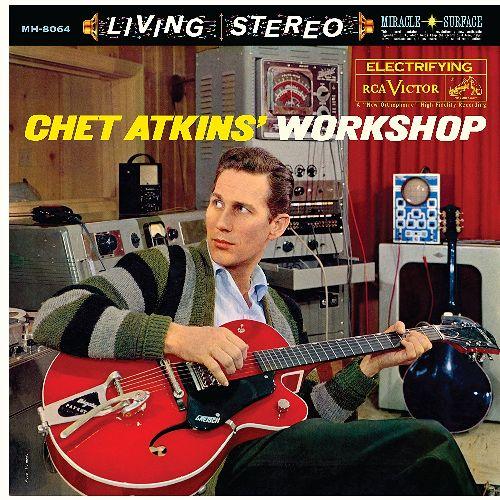 CHET ATKINS' WORKSHOP (LP)/CHET ATKINS/チェット・アトキンス OLD ROCK ディスクユニオン・オンラインショップ diskunion.net