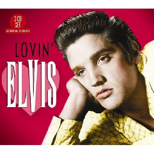 LOVIN' ELVIS (3CD)/ELVIS PRESLEY/エルヴィス・プレスリー|OLD ROCK ...