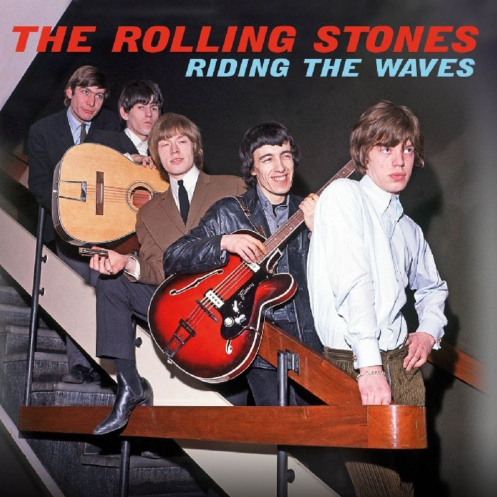 ROLLING STONES / ローリング・ストーンズ / RIDING THE WAVES