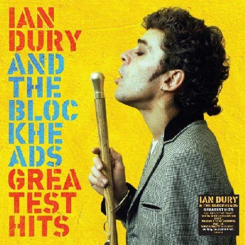 IAN DURY / イアン・デューリー ...