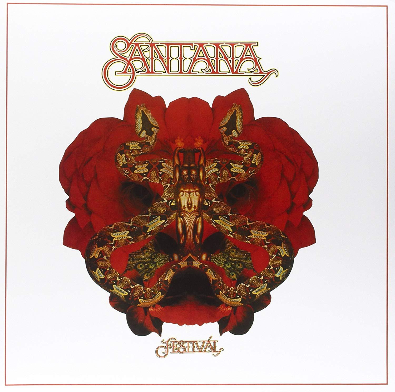 SANTANA / サンタナ / FESTIVAL (180G LP)