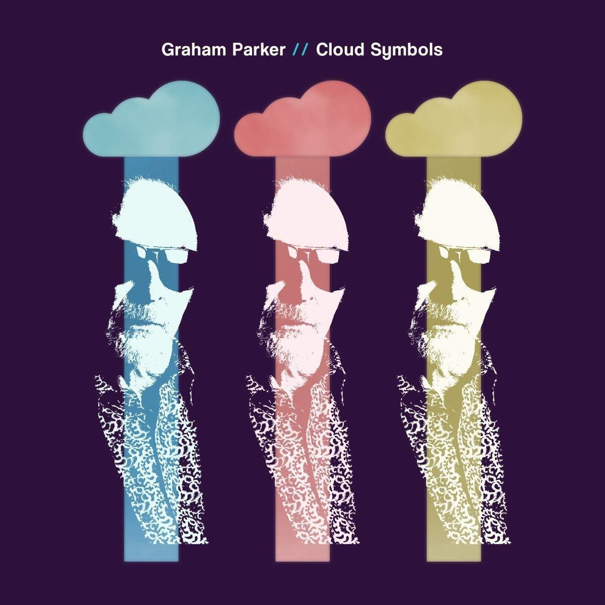 GRAHAM PARKER / グレアム・パーカー / CLOUD SYMBOLS (LP)