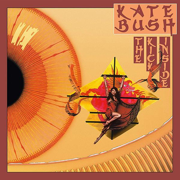 KATE BUSH / ケイト・ブッシュ / THE KICK INSIDE (2018 REMASTER 180G LP)