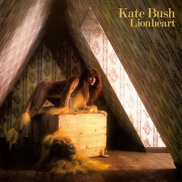 KATE BUSH / ケイト・ブッシュ / LIONHEART (2018 REMASTER 180G LP)