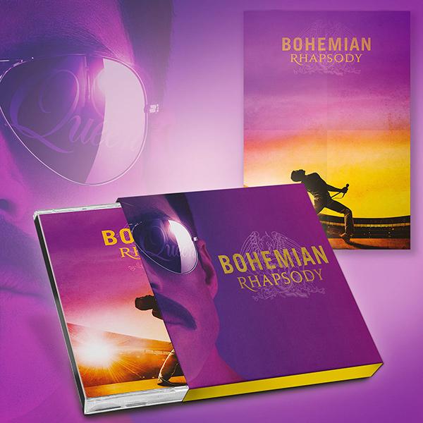 QUEEN / クイーン / BOHEMIAN RHAPSODY OST (EXCLUSIVE STORE VERSION)
