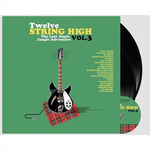 V.A. (TWELVE STRING HIGH) / TWELVE STRING HIGH VOL.3 (2LP+CD)