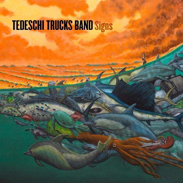 "TEDESCHI TRUCKS BAND / テデスキ・トラックス・バンド / SIGNS (180G LP+7"")"