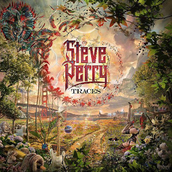 STEVE PERRY / スティーヴ・ペリー / TRACES (CD+BONUS)