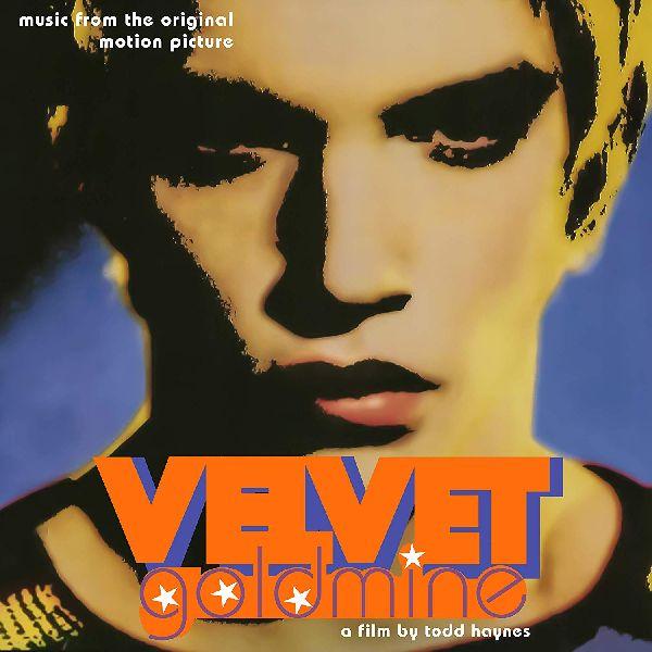 V.A. (GLAM ROCK/MODERN POP) / VELVET GOLDMINE - ORIGINAL SOUNDTRACK (COLORED 2LP)