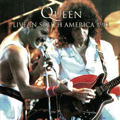 QUEEN / クイーン / ライヴ・イン・サウスアメリカ1981