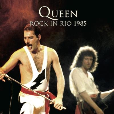QUEEN / クイーン / ロック・イン・リオ1985