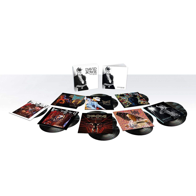 DAVID BOWIE / デヴィッド・ボウイ / LOVING THE ALIEN (1983 - 1988) (15LP BOX)
