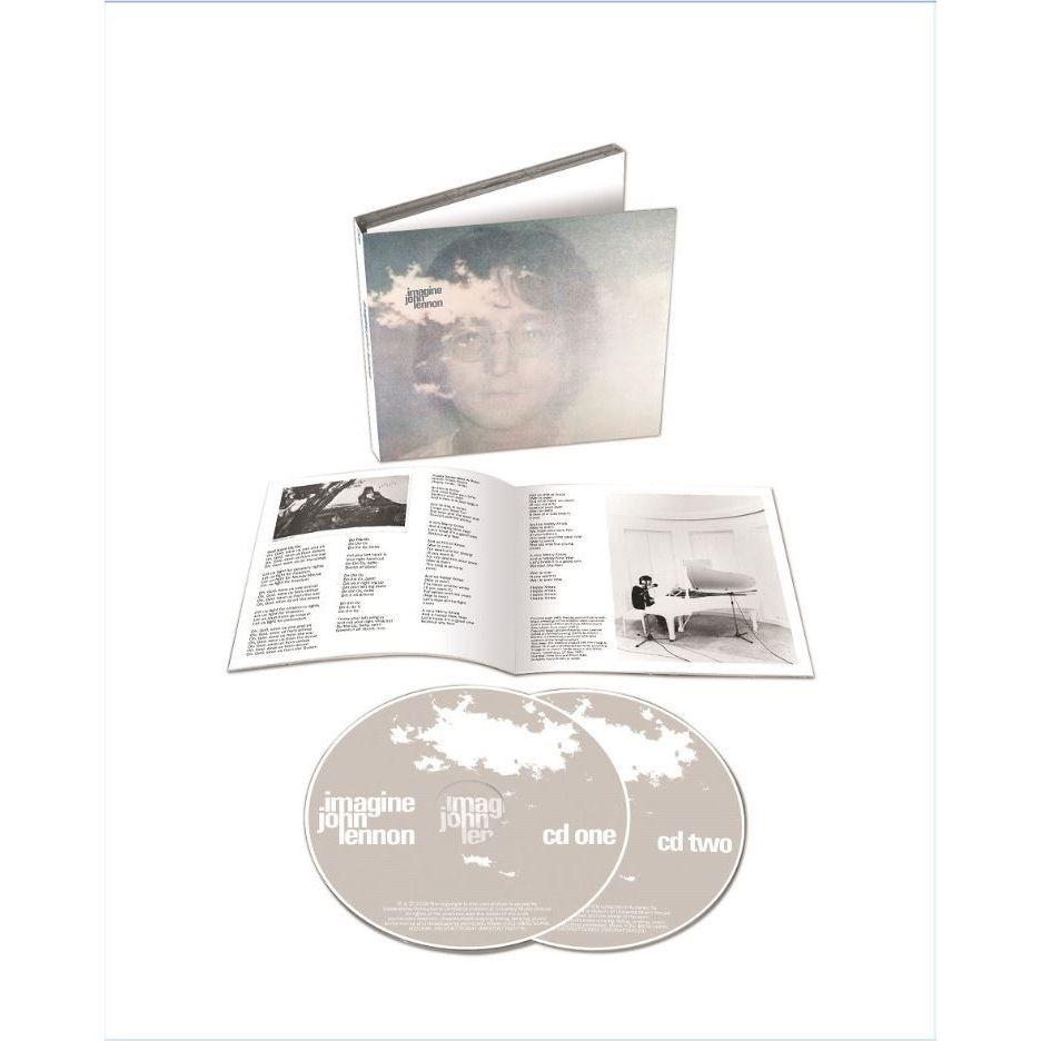 JOHN LENNON / ジョン・レノン / イマジン:アルティメイト・コレクション <2SHM-CDデラックス>