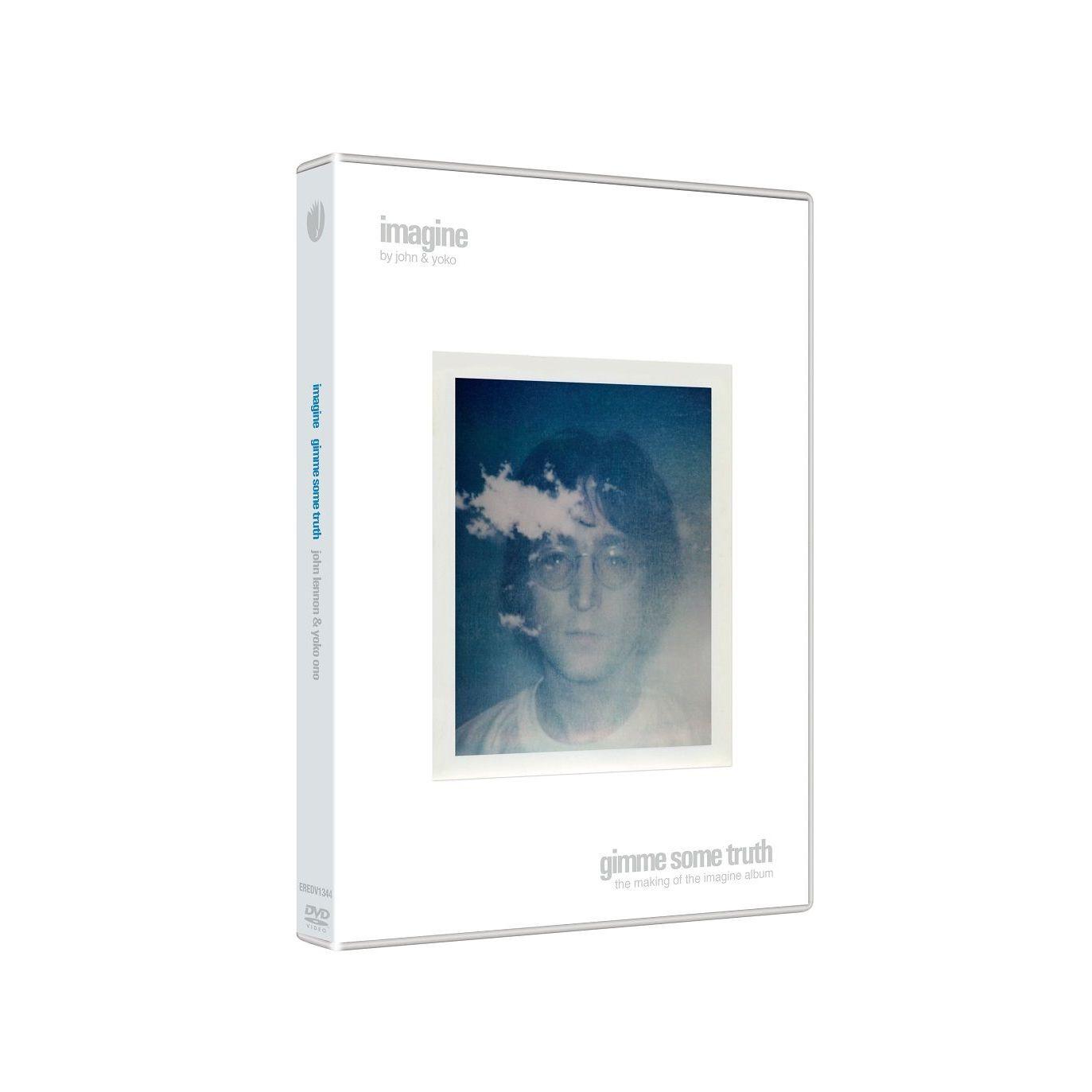 JOHN LENNON & YOKO ONO / ジョン・レノン&ヨーコ・オノ / イマジン / ギミ・サム・トゥルース (DVD)