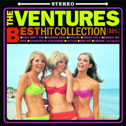 VENTURES / ベンチャーズ / ザ・ベンチャーズ ベスト・ヒット・コレクション