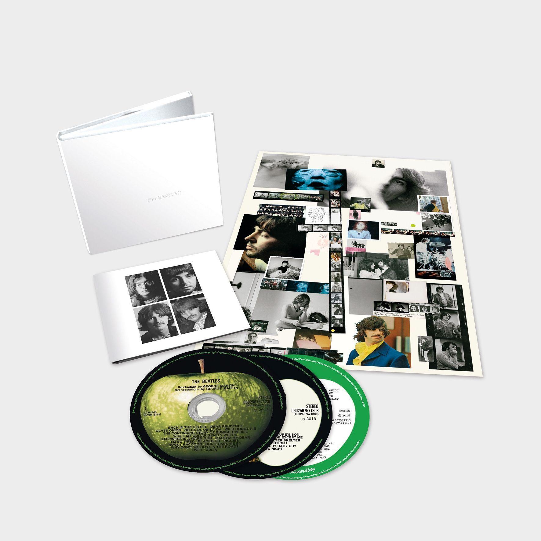 BEATLES / ビートルズ / ザ・ビートルズ(ホワイト・アルバム) <3SHM-CD デラックス・エディション>