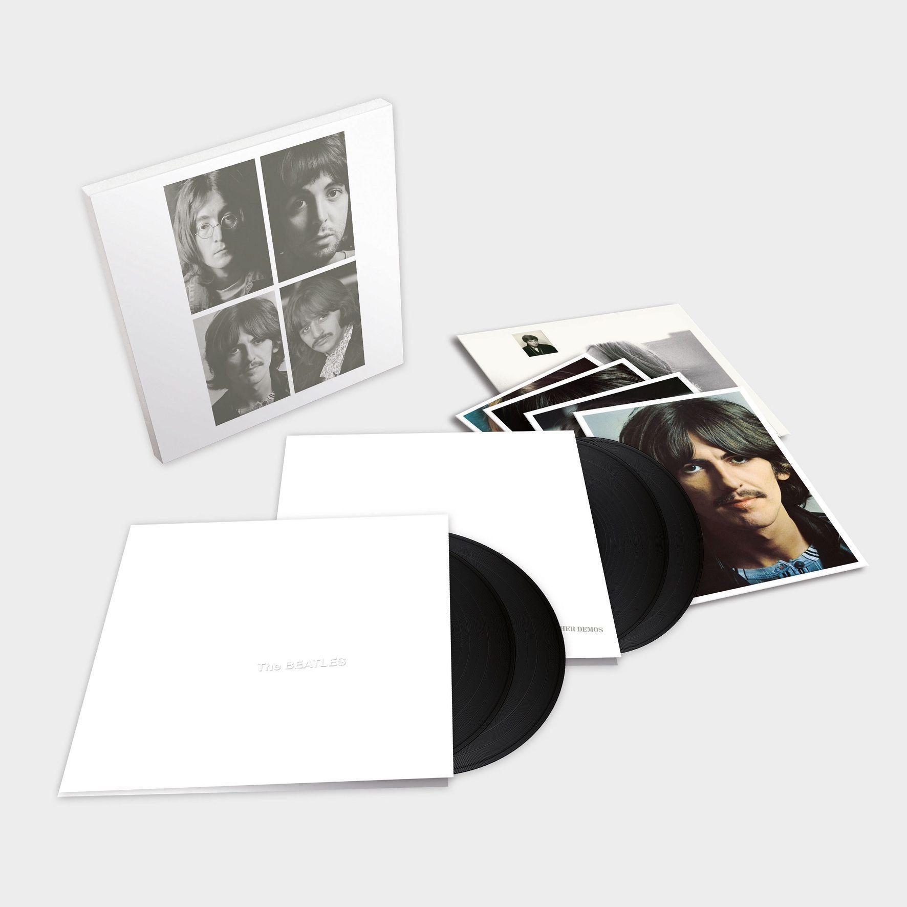 BEATLES / ビートルズ / ザ・ビートルズ(ホワイト・アルバム) <4LP デラックス・エディション>