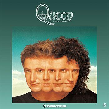 QUEEN / クイーン / THE MIRACLE クイーンLPレコードコレクション 全国 5号