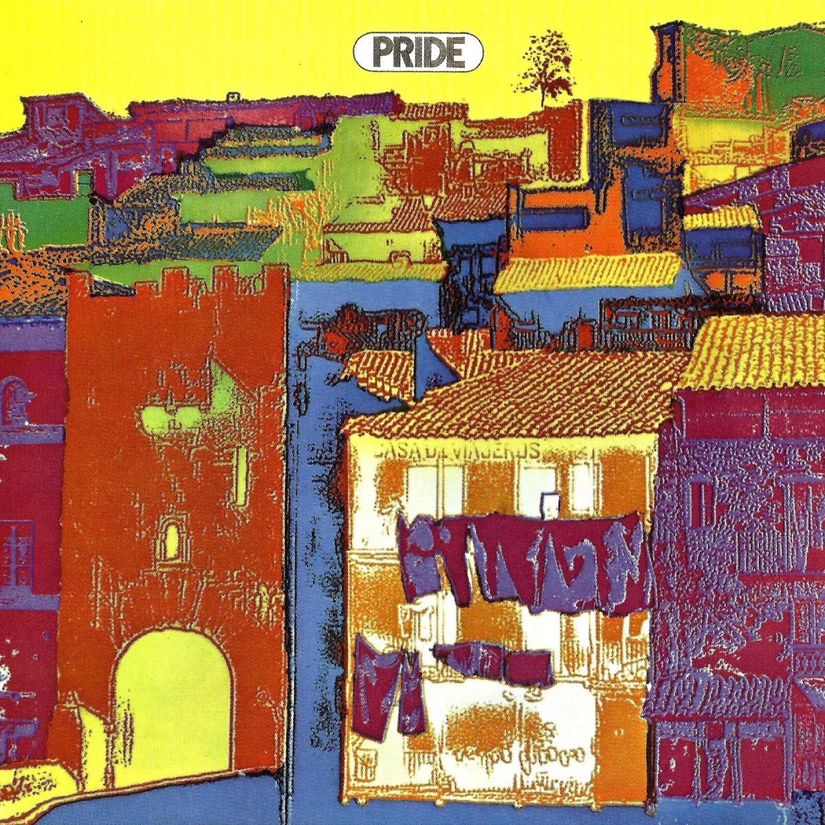 PRIDE (DAVID AXELROD) / PRIDE [LP]