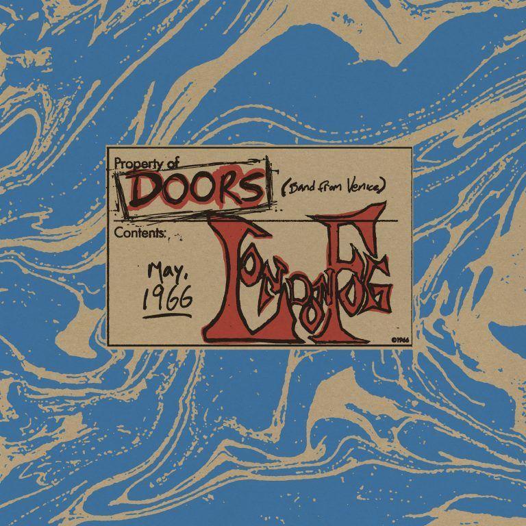 """DOORS / ドアーズ / LONDON FOG [10""""]"""