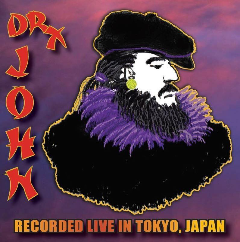 DR. JOHN / ドクター・ジョン / RECORDED LIVE IN TOKYO, JAPAN [2LP]