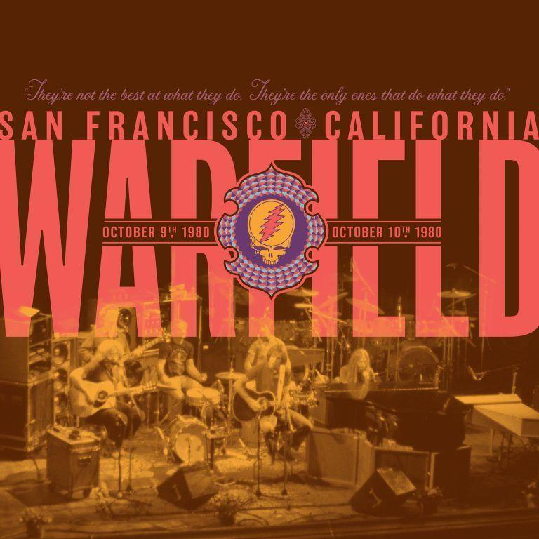GRATEFUL DEAD / グレイトフル・デッド / THE WARFIELD, SAN FRANCISCO, CA 10/9/80 [180G 2LP]