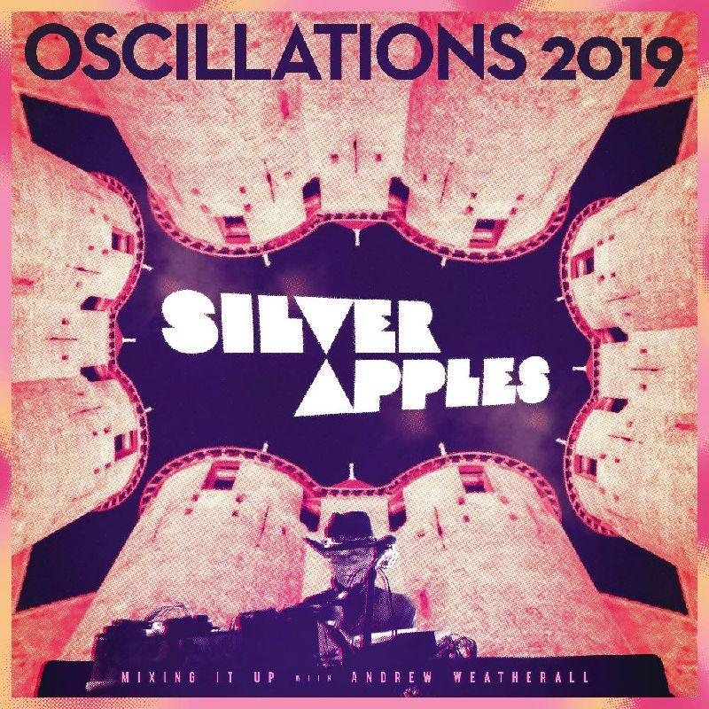 "SILVER APPLES / シルヴァー・アップルズ / OSCILLATION 2019 [12""]"